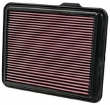 Filter KN 33-2408 - Hummer H3 3.5/3.7/5.3, Chevy Colorado