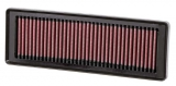 Filter KN 33-2931 (1.2, 1.4) Fiat, Ford, Lancia