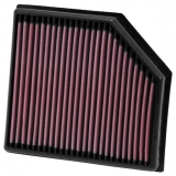 Filter KN 33-2972 - Volvo S60 D5, XC90 D5
