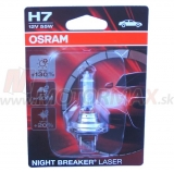 Žiarovka H7 Night Breaker LASER +130%