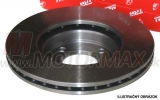 241 mm kotúč TRW DF4496 - Accent I sedan, Accent II