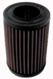 Filter KN E-9257 - Cabrio/City-Coupe (450), ForTwo (450/451), Roadster (452)