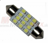 LED žiarovka C5W 12 SMD (36 mm)