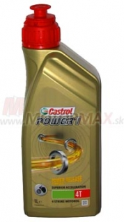 Castrol Power 1 Scooter 4T 5W-40, 1L