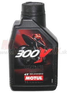 Motul 300V 4T Off Road 5W-40, 1L